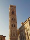 Campanille de Giotto en Florencia Fotografía de archivo libre de regalías