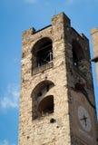 Campanone Torre Civica Stock Afbeelding