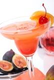 Campari-Cocktail Stockfotografie