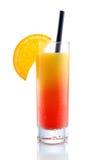 Campari orange cocktail Stock Photography