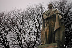 Campbell-Bannerman staty Royaltyfri Foto