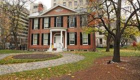 Campbell domu muzeum Zdjęcie Royalty Free