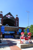 Campbell Field Home of the Riversharks Camden NJ Royalty Free Stock Photo