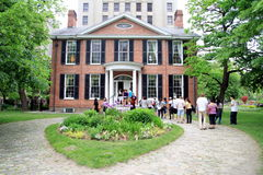 Campbell House Museum stock photos