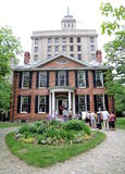 Campbell House Museum Stock Image