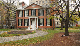 Campbell House Museum Photo libre de droits