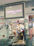 Campbell Shop in hong kong Royalty Free Stock Images