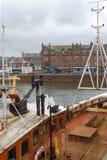 campbeltown λιμάνι Στοκ εικόνα με δικαίωμα ελεύθερης χρήσης
