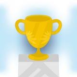 Campeón de la taza Fotos de archivo