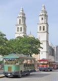 campeche Μεξικό Στοκ εικόνα με δικαίωμα ελεύθερης χρήσης