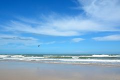 Campeche παραλία, Florianopolis, Βραζιλία Στοκ φωτογραφίες με δικαίωμα ελεύθερης χρήσης