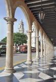 campeche Мексика Стоковые Фотографии RF