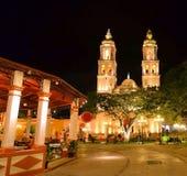 campeche Мексика стоковое фото