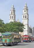 campeche Mexico obraz royalty free