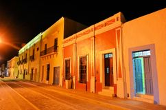 CAMPECHE, MEXICO Royalty Free Stock Photos
