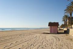 Campello beach Stock Photos