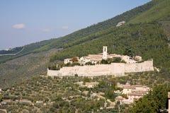 Campello sul Clitunno, Umbria, Italy Royalty Free Stock Photo