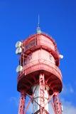 Campen灯塔,北海,德国 库存图片