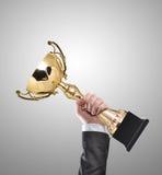 Campeón Imágenes de archivo libres de regalías