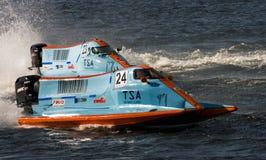 Campeonato 2009 do mundo do Powerboat da fórmula 1 Imagens de Stock
