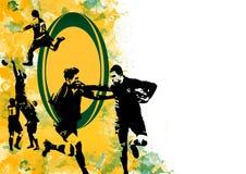 Campeonato australiano do campeonato do mundo do rugby Imagens de Stock