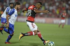 Campeonato brasileiro 2017 Imagem de Stock Royalty Free