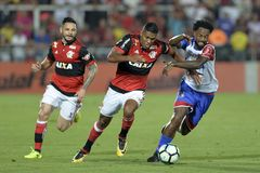 Campeonato brasileiro 2017 Fotografia de Stock
