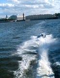 Campeonato da palavra do barco de motor Fotos de Stock