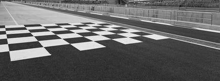 Campeonato da reunião do circuito Foto de Stock