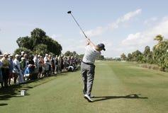Campeonato 2009 de CA do golfe do mundo em Doral imagem de stock