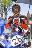 Campeonato de Canadá Superbike de las piezas (alrededor de 1) pueda Foto de archivo libre de regalías