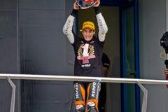 Campeonato de CEV, em novembro de 2011 Foto de Stock