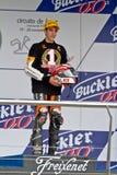 Campeonato de CEV, em novembro de 2011 Imagem de Stock