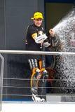 Campeonato de CEV, noviembre de 2011 Fotografía de archivo libre de regalías