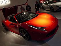 Campeonato de Ferrari Fotos de Stock Royalty Free