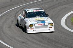 Campeonato de la subida de la colina de Central Europe 2009 Imágenes de archivo libres de regalías