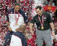 Campeonato del baloncesto del mundo fotos de archivo