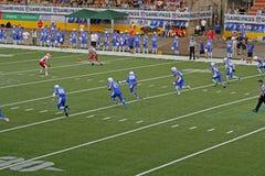 Campeonato del fútbol americano del euro 2013 Imagen de archivo libre de regalías