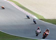 Campeonato del mundo de MotoGP en Brno 2011 Imagen de archivo libre de regalías