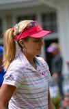 Campeonato 2016 del PGA de las mujeres de Lexi Thompson KPMG del golfista profesional de las señoras Imágenes de archivo libres de regalías
