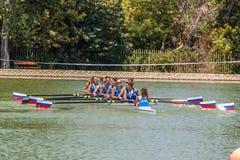 Campeonato del rowing del mundo bajo 23 años Imagen de archivo libre de regalías