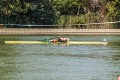 Campeonato del rowing del mundo bajo 23 años Imagen de archivo
