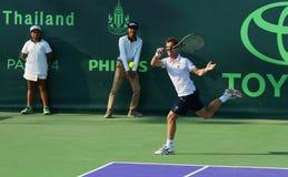 Campeonato 2015 del tenis del mundo Imagenes de archivo