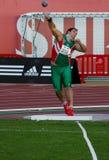 Campeonato do atletismo, Andre Gonalves Foto de Stock Royalty Free