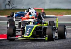 Campeonato do espanhol F4 Foto de Stock