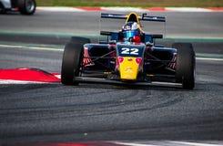 Campeonato do espanhol F4 Imagem de Stock