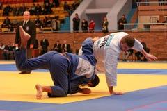 Campeonato do judo Fotos de Stock