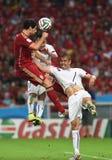 Campeonato do mundo 2014 Imagem de Stock Royalty Free