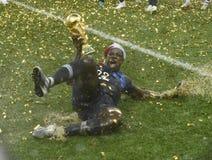 Campeonato do mundo 2018 Imagem de Stock