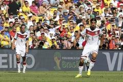 Campeonato do mundo 2014 Fotografia de Stock